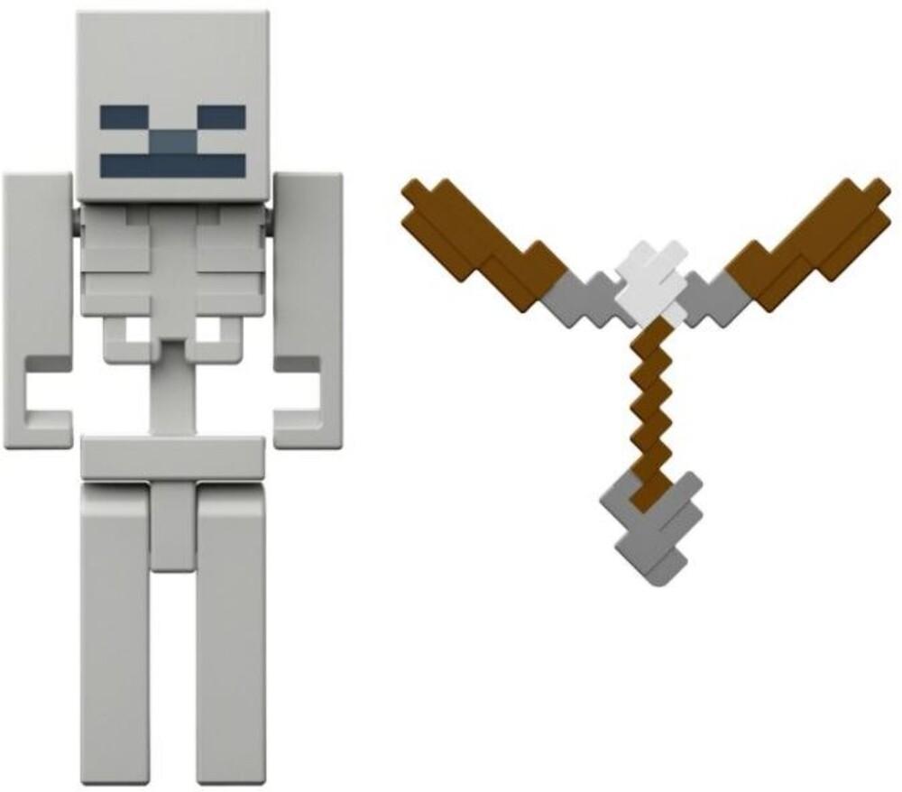 Minecraft - Mattel Collectible - Minecraft 3.25 Skeleton