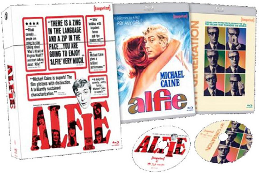- Alfie (2pc) / (Ltd Aus)