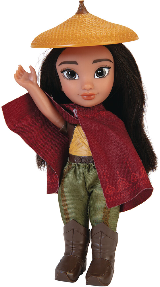 - Raya & The Last Dragon Petite Raya Doll Cs (Clcb)