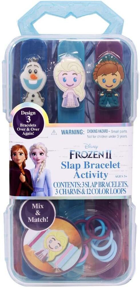 - Tara Toys - Frozen 2 Slap Bracelets (Disney)