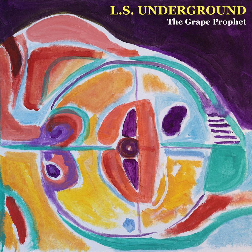 L.S. Underground - Grape Prophet [Colored Vinyl] [Limited Edition] (Org) [Reissue]