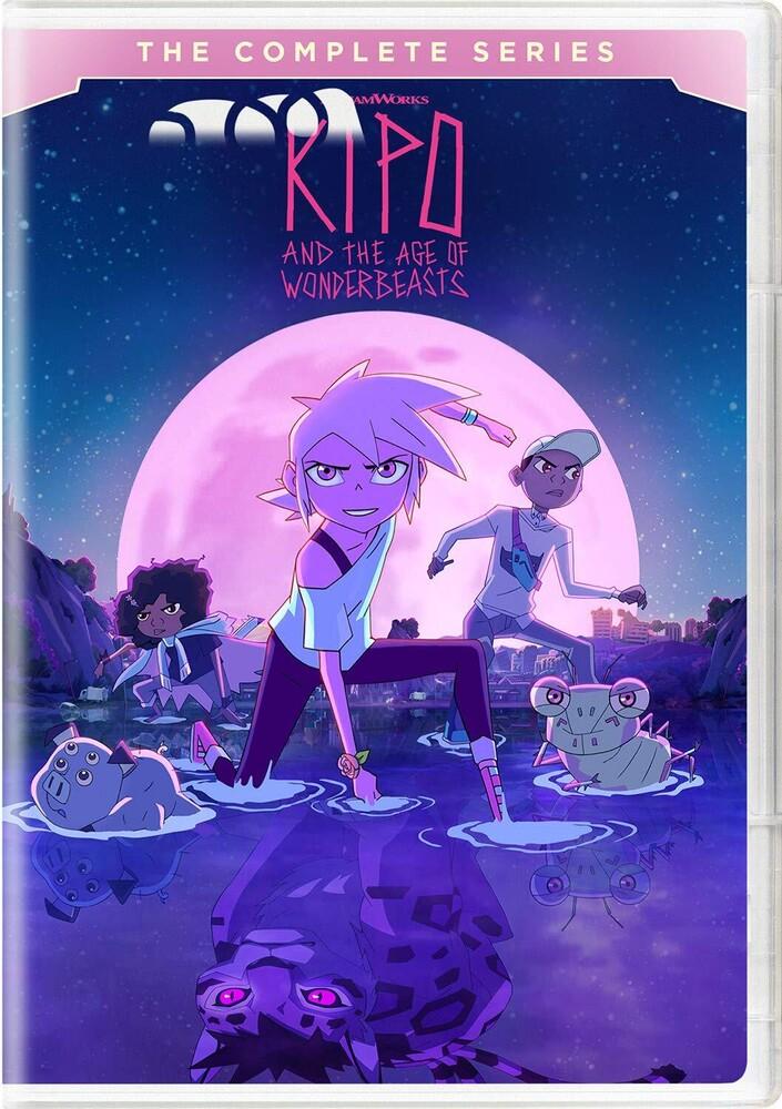 - Kipo & The Age Of Wonderbeasts: Complete Series
