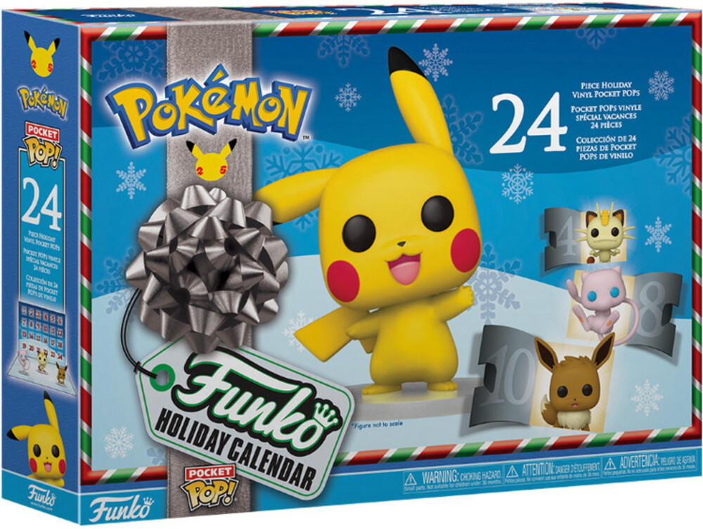 Funko Advent Calendar: - Pokemon (Vfig)