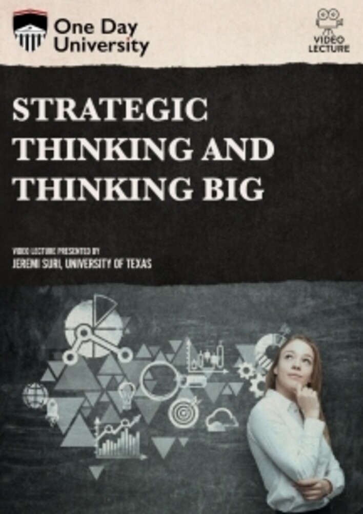 - Strategic Thinking And Thinking Big