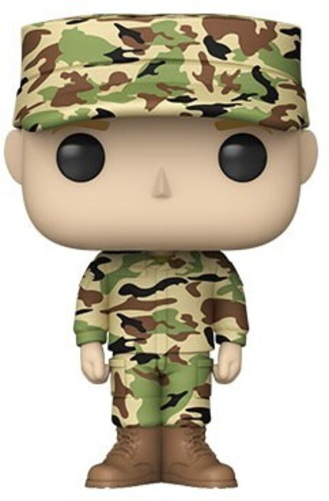 Funko Pop! Millitary: - Air Force Male - C (Vfig)