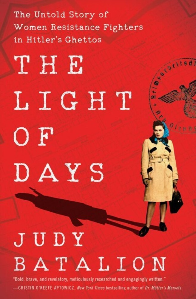Judy Batalion - Light Of Days (Hcvr)