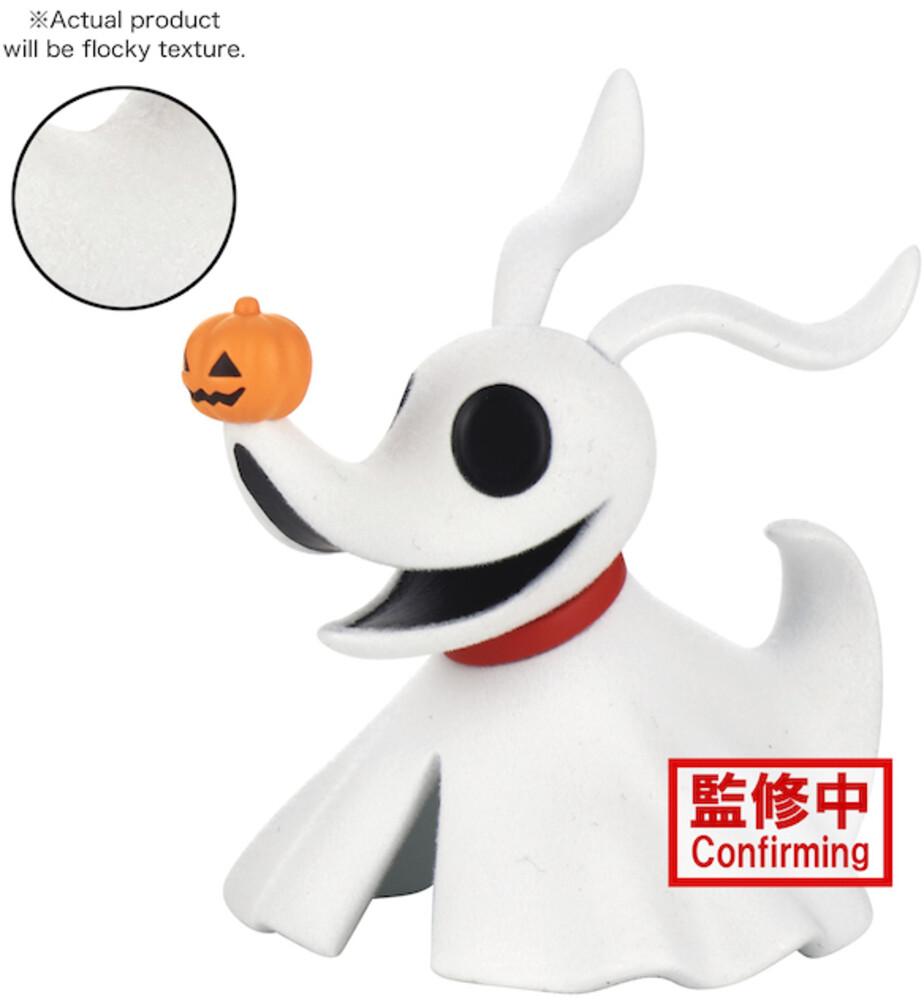 - Disney Characters Fluffy Puffy Zero Figure (Clcb)