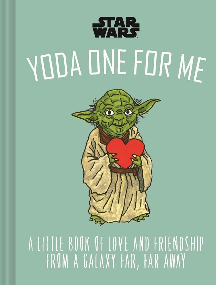 Lucasfilm Ltd - Star Wars Yoda One For Me (Hcvr)