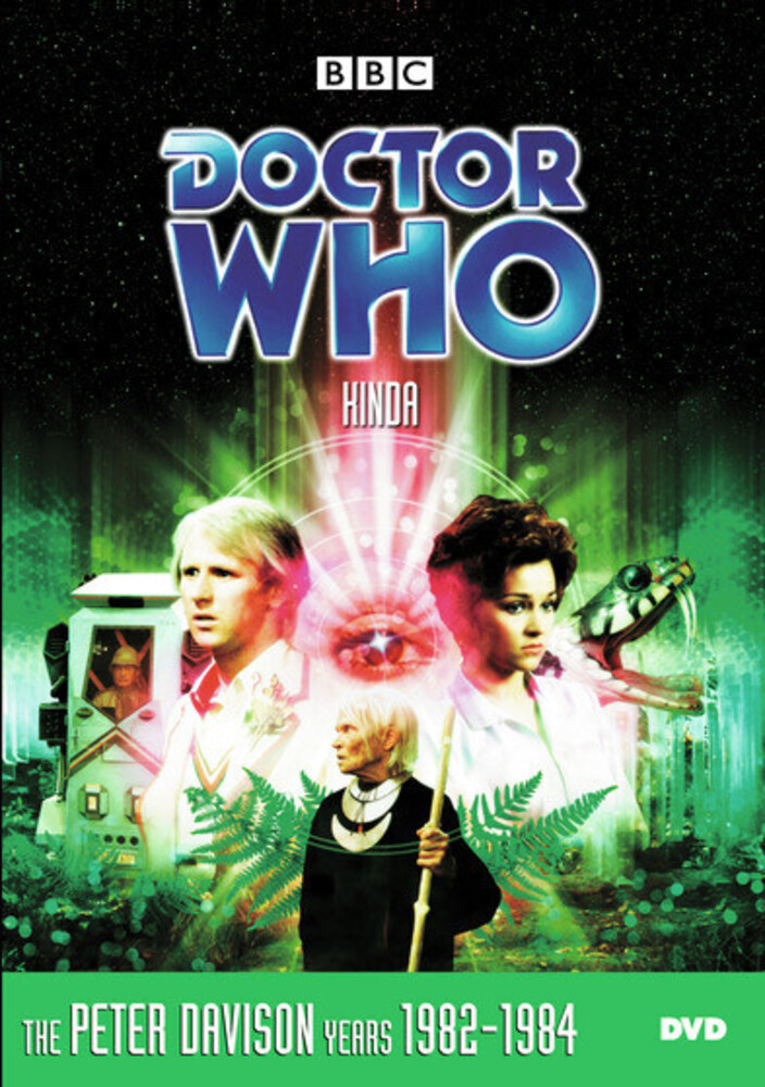 Richard Todd - Doctor Who: Kinda / (Mod Mono)