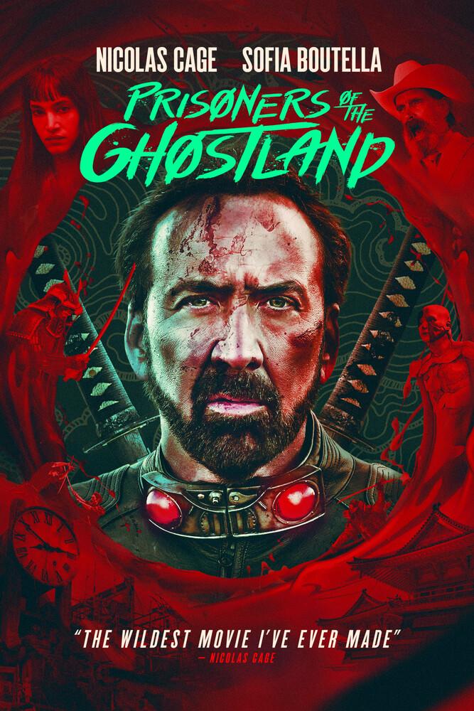 Prisoners of the Ghostland Bd - Prisoners Of The Ghostland Bd / (Sub)