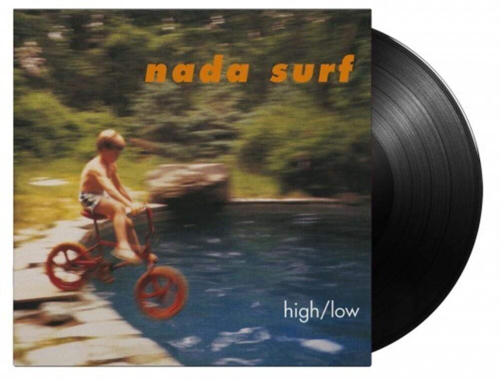 Nada Surf - High/Low (Blk) [180 Gram] (Hol)