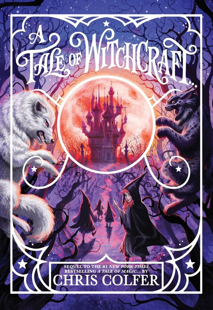 Chris Colfer - Tale Of Witchcraft (Ppbk)