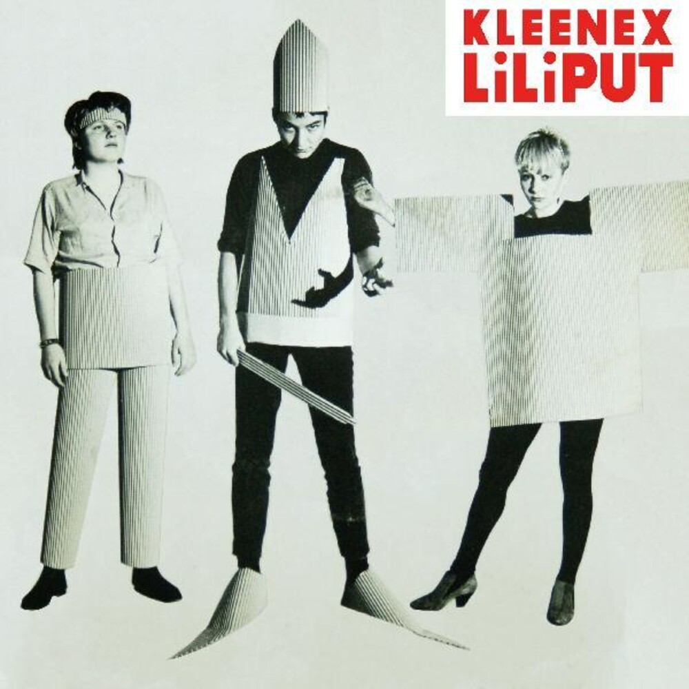 Kleenex / Liliput - First Songs [Colored Vinyl] [Limited Edition] [Indie Exclusive]