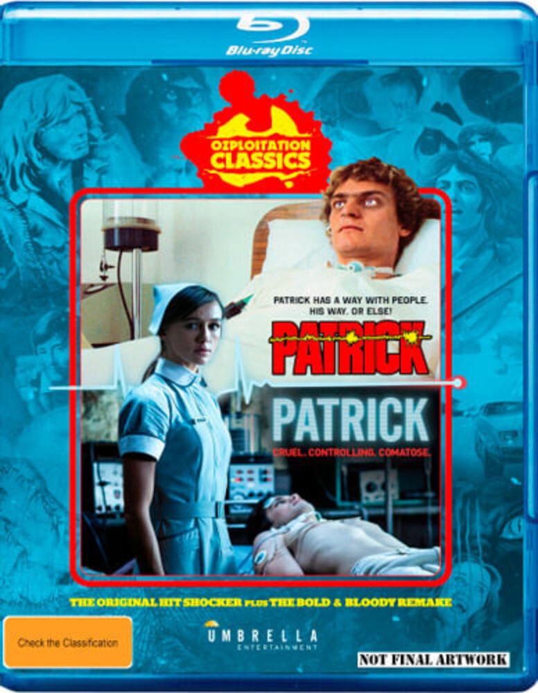 - Patrick (1978) / Patrick (2013) (2pc) / (Aus)