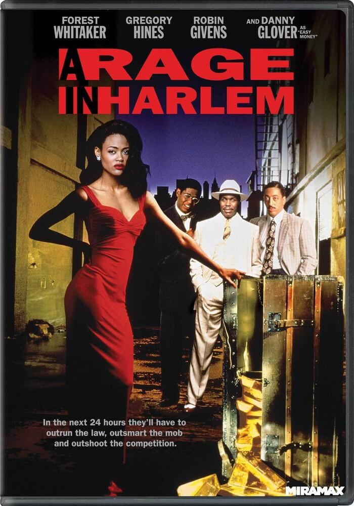 - Rage In Harlem / (Amar Dol Ws)