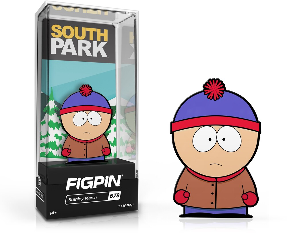 - FIGPIN South Park - Stanley Marsh #678