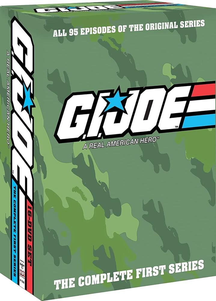 Gi Joe a Real American Hero: Complete First Series - Gi Joe A Real American Hero: Complete First Series