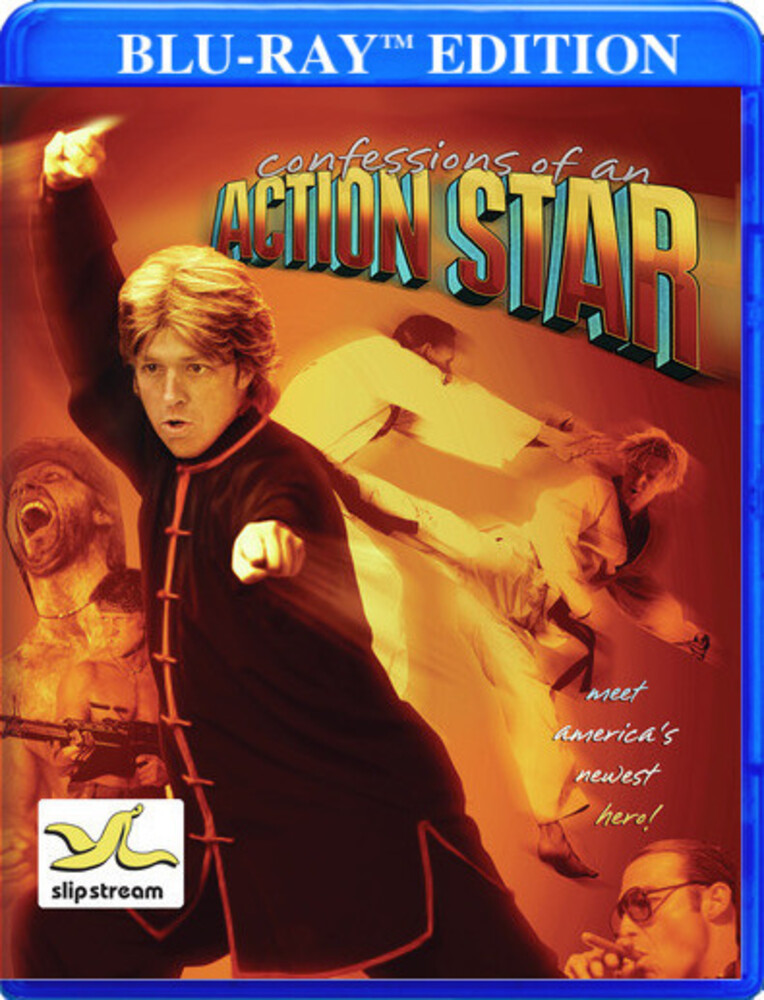 Confessions Of An Action Star - Confessions Of An Action Star / (Mod)