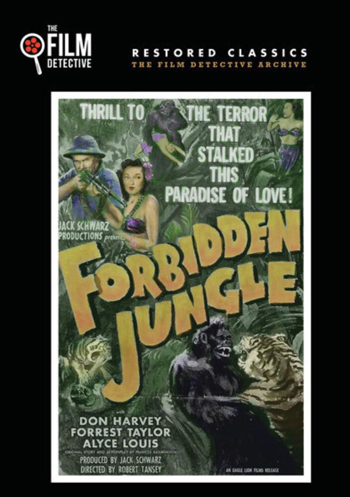 Forbidden Jungle - Forbidden Jungle / (Mod Rstr)