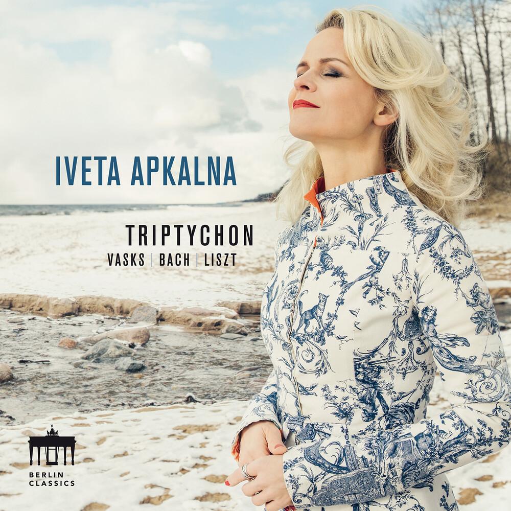 J Bach .S. / Apkalna - Triptychon (3pk)