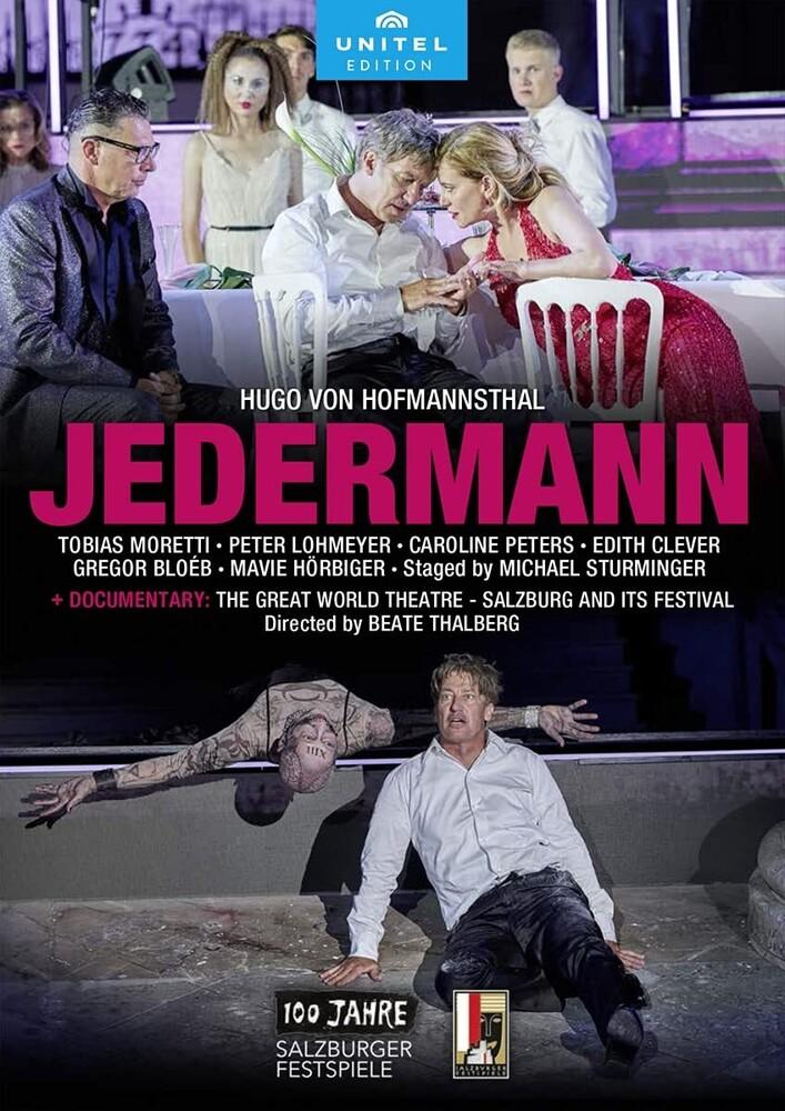 Hofmannsthal / Moretti / Bloeb - Jedermann (2pc) / (2pk)