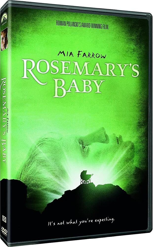 Sidney Blackmer, Sr. - Rosemary's Baby / (Ac3 Amar Dol Dub Rpkg Sub Ws)