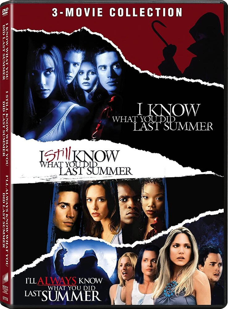 I Know What You Did Last Summer / I Still Know - I Know What You Did Last Summer / I Still Know