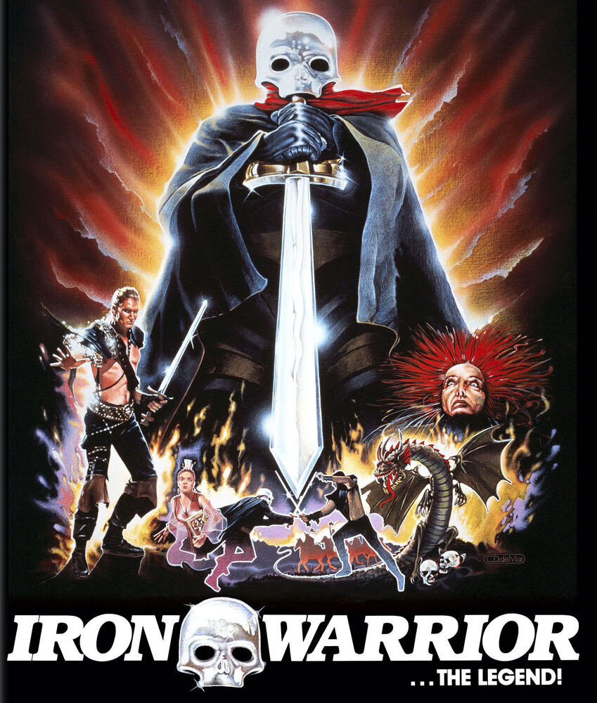 Iron Warrior - Iron Warrior