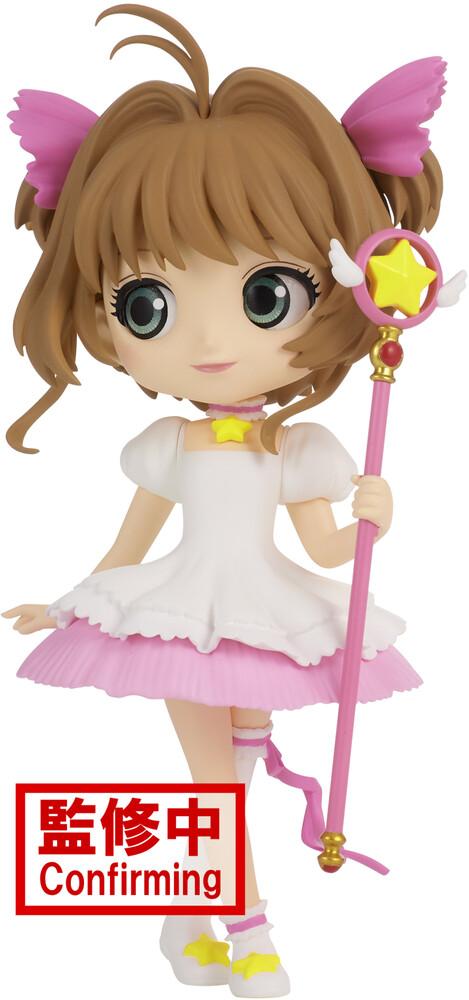 Banpresto - Cardcaptor Sakura Qposket Sakura Kinomoto Statue V