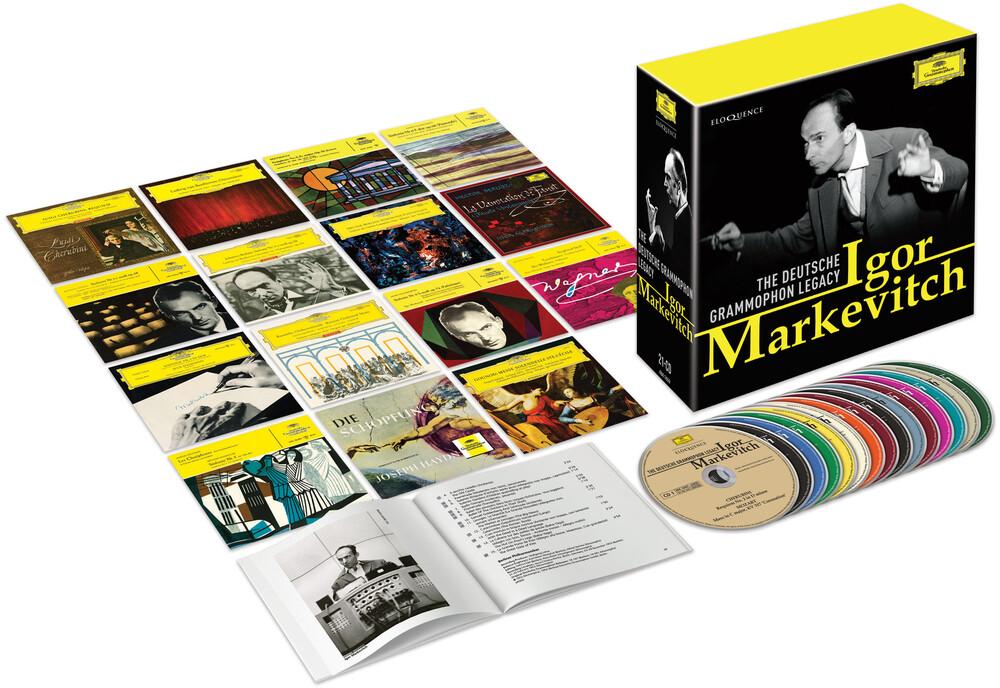 Igor Markevitch - Deutsche Grammophon Legacy (Box) [Limited Edition] (Aus)