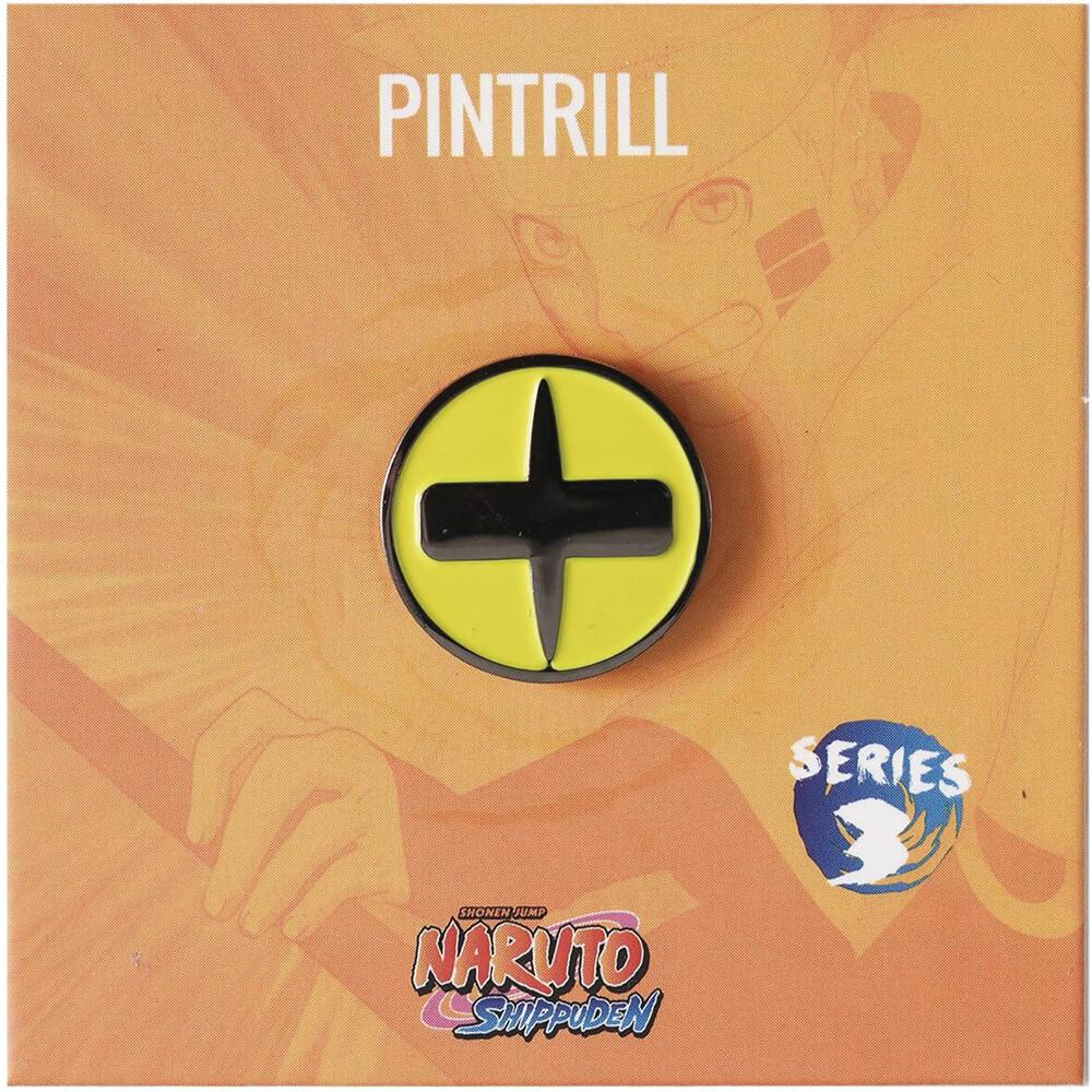 Pintrill - Naruto Shippuden Kyuubi Sage Enamel Pin