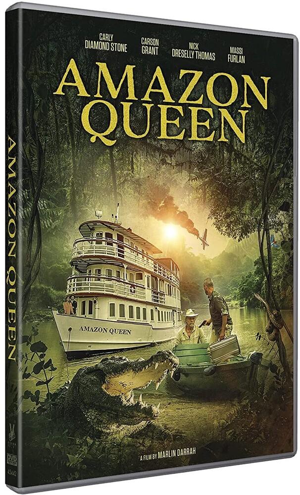 Amazon Queen - Amazon Queen / (Mod)