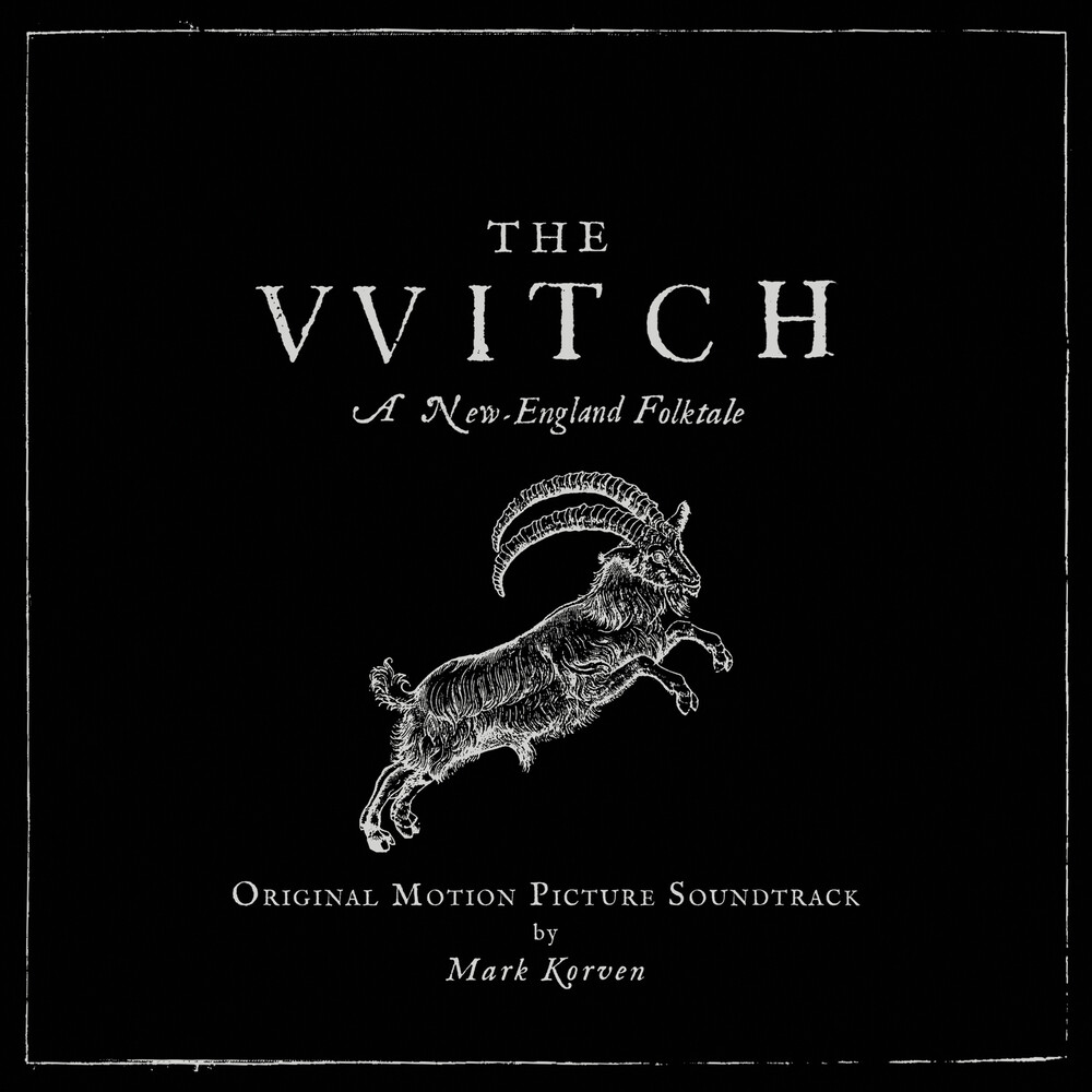 Mark Korven Colv Ofv Dlcd - Witch O.S.T. [Colored Vinyl] [Download Included]