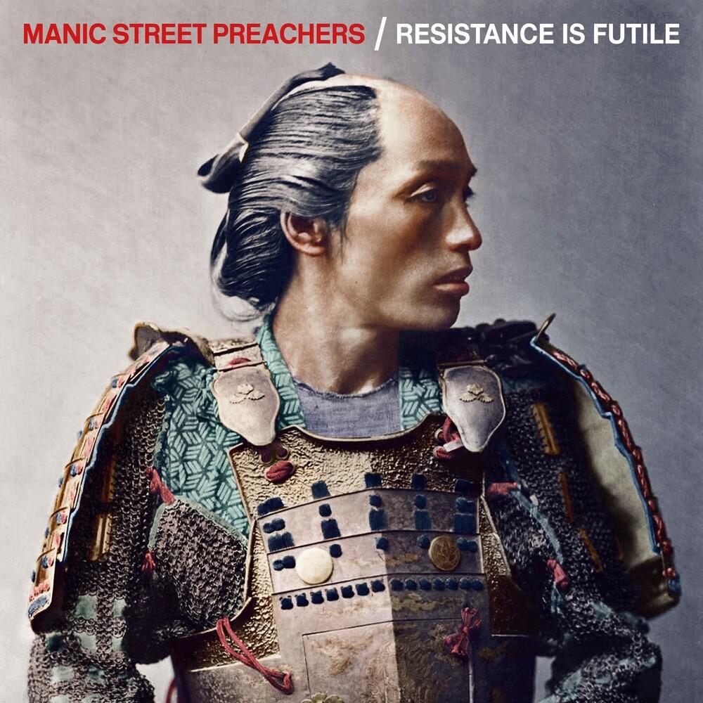 Manic Street Preachers - Resistance Is Futile [LP]