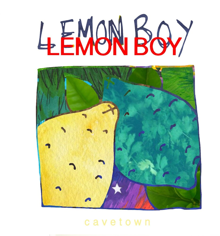 Cavetown - Lemon Boy [White LP]