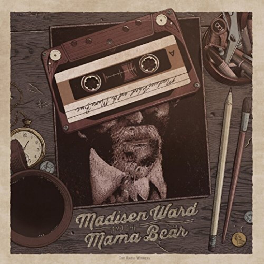 Madisen Ward and The Mama Bear - The Radio Winners EP [Vinyl]