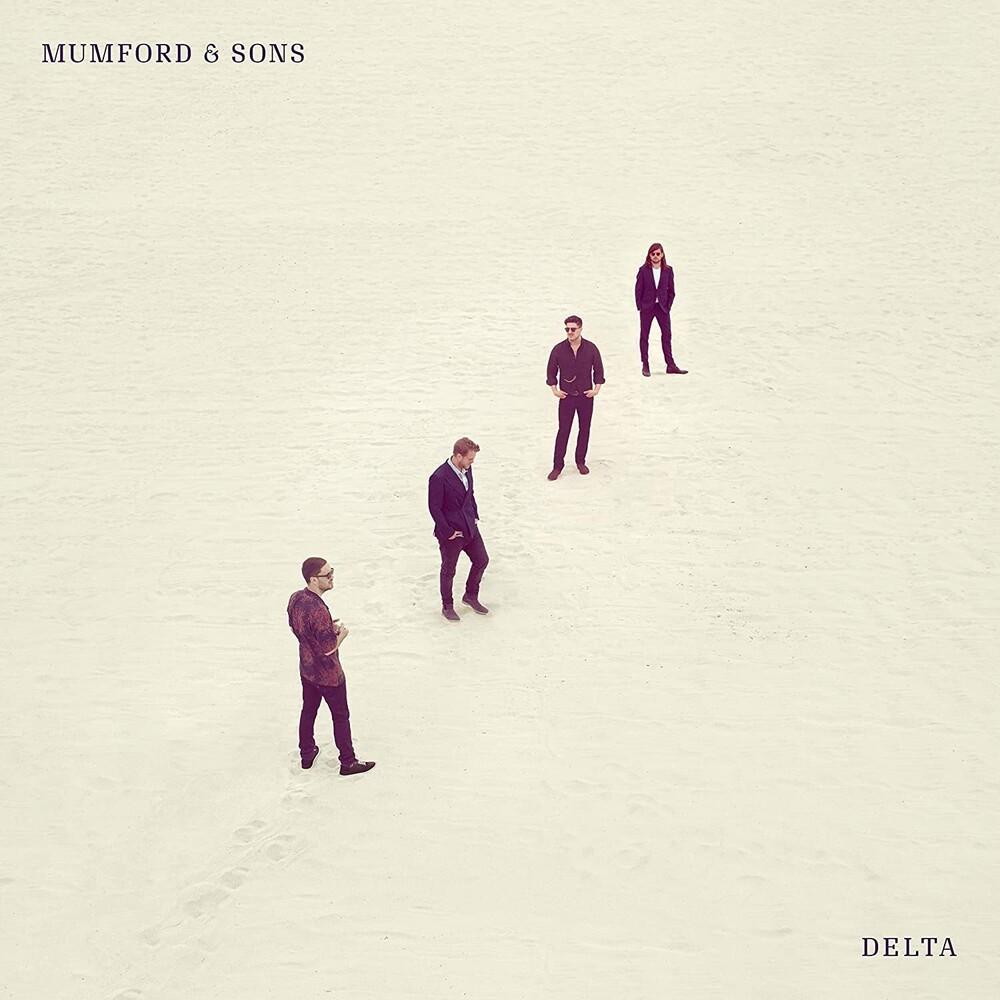 Mumford & Sons - Delta [LP]