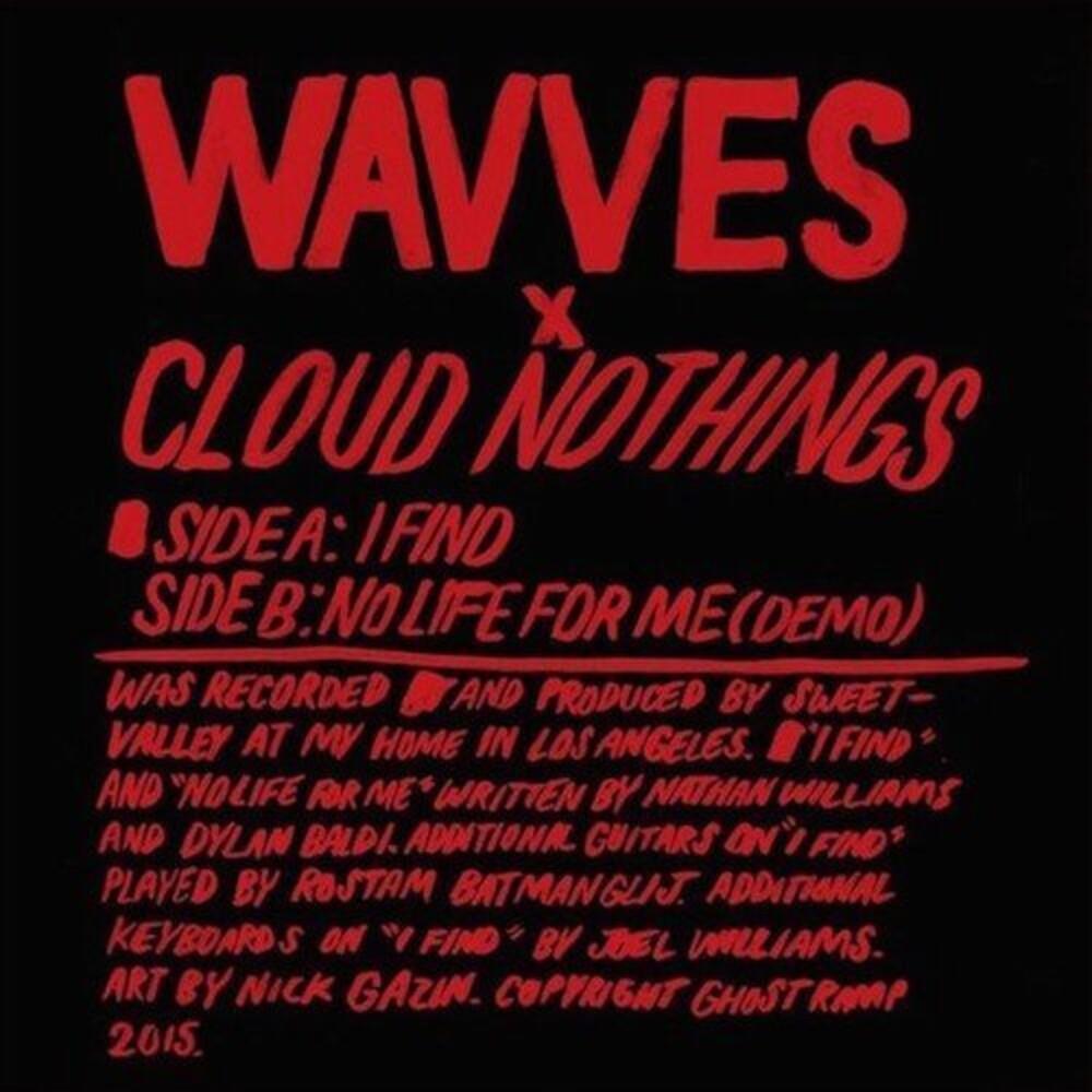 Wavves / Cloud Nothings - Wavves / Cloud Nothings