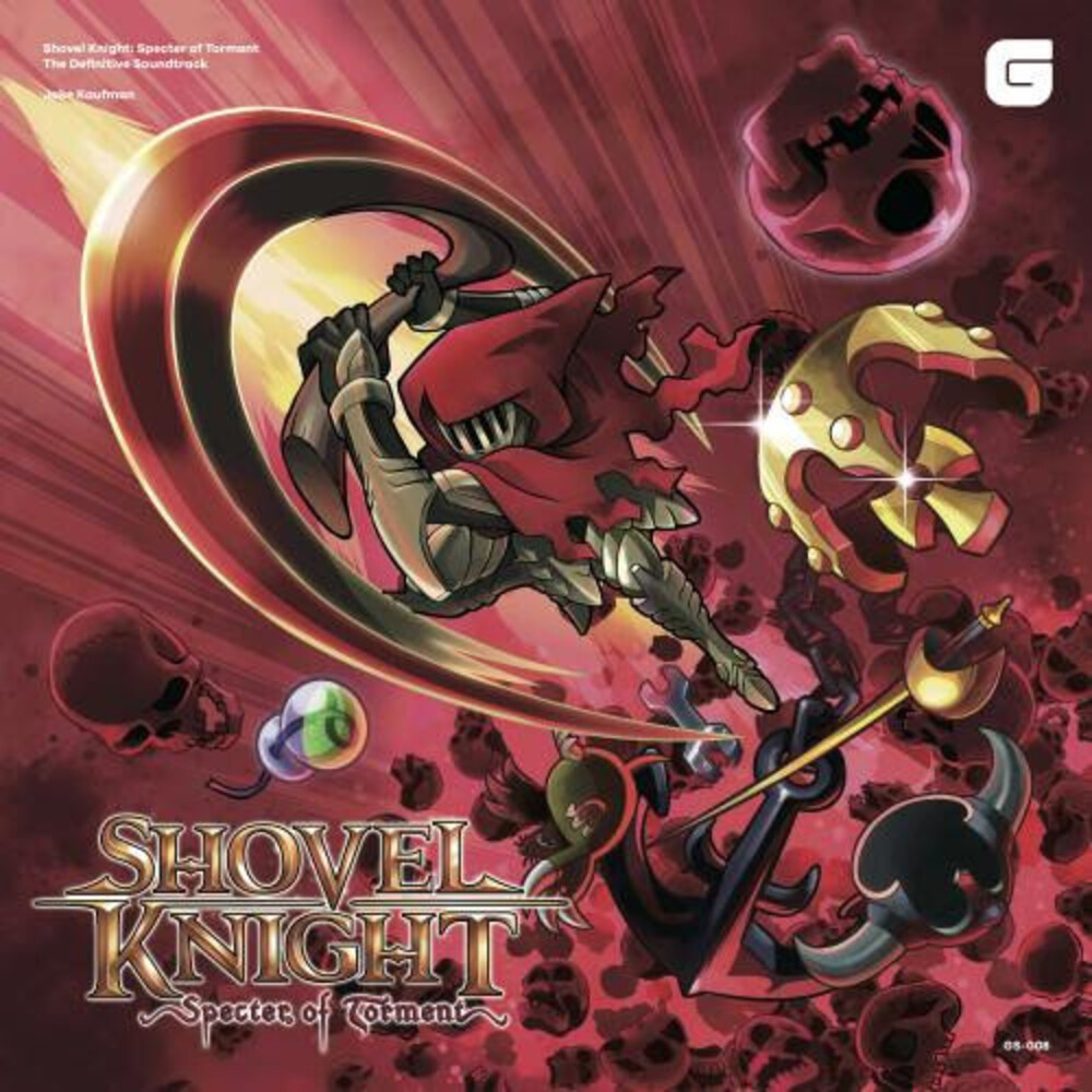 Jake Kaufman & Manami Matsumae - Shovel Knight: Specter of Torrent - The Definitive Soundtrack