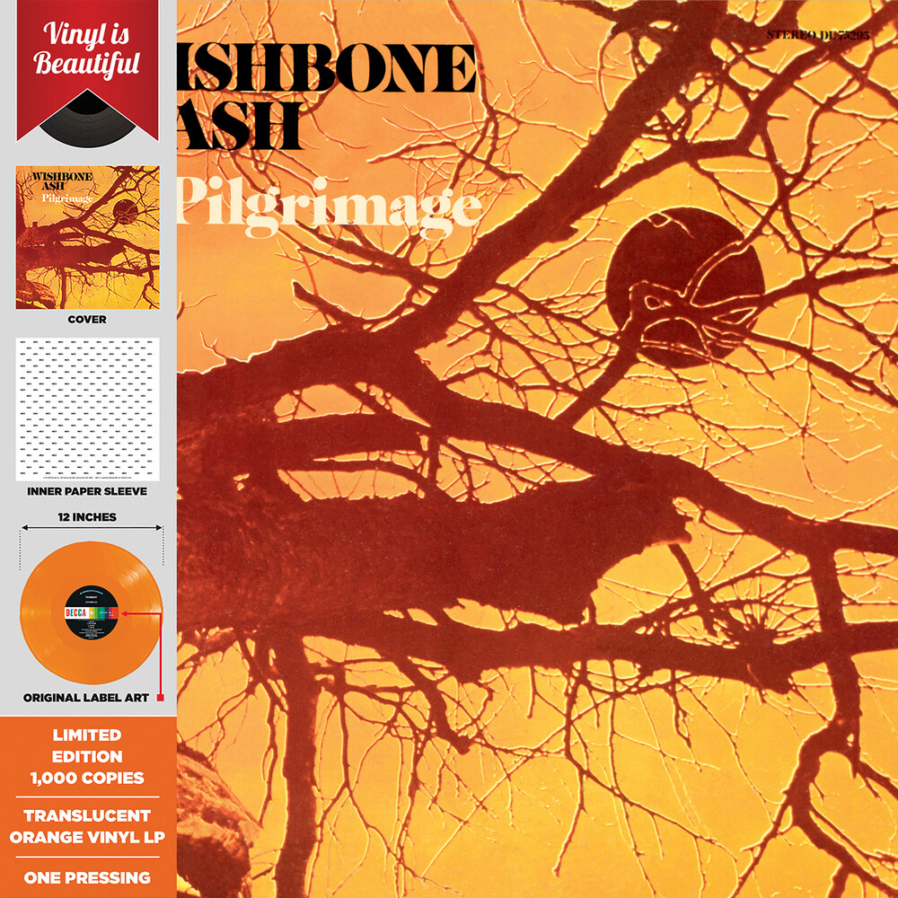 Wishbone Ash - Pilgrimage (Indie Exclusive) (Gate) (Org) [Record Store Day]