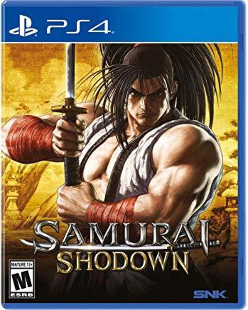 - Samurai Shodown for PlayStation 4