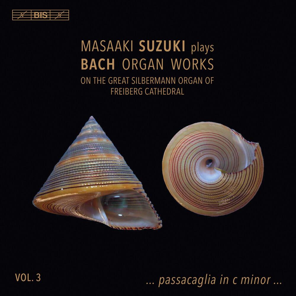 Masaaki Suzuki - Suzuki Plays Bach Organ 3