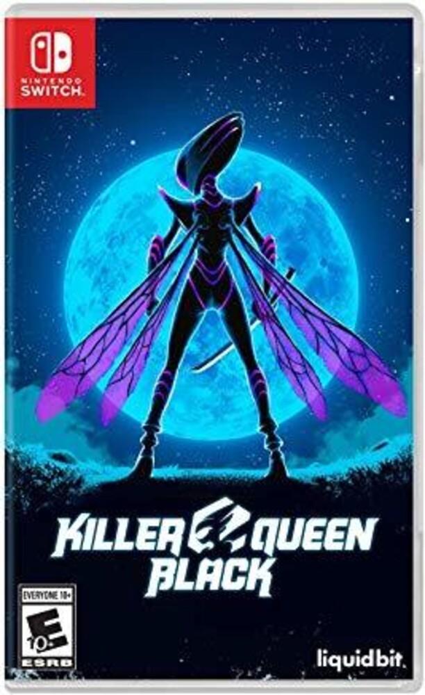 - Killer Queen Black