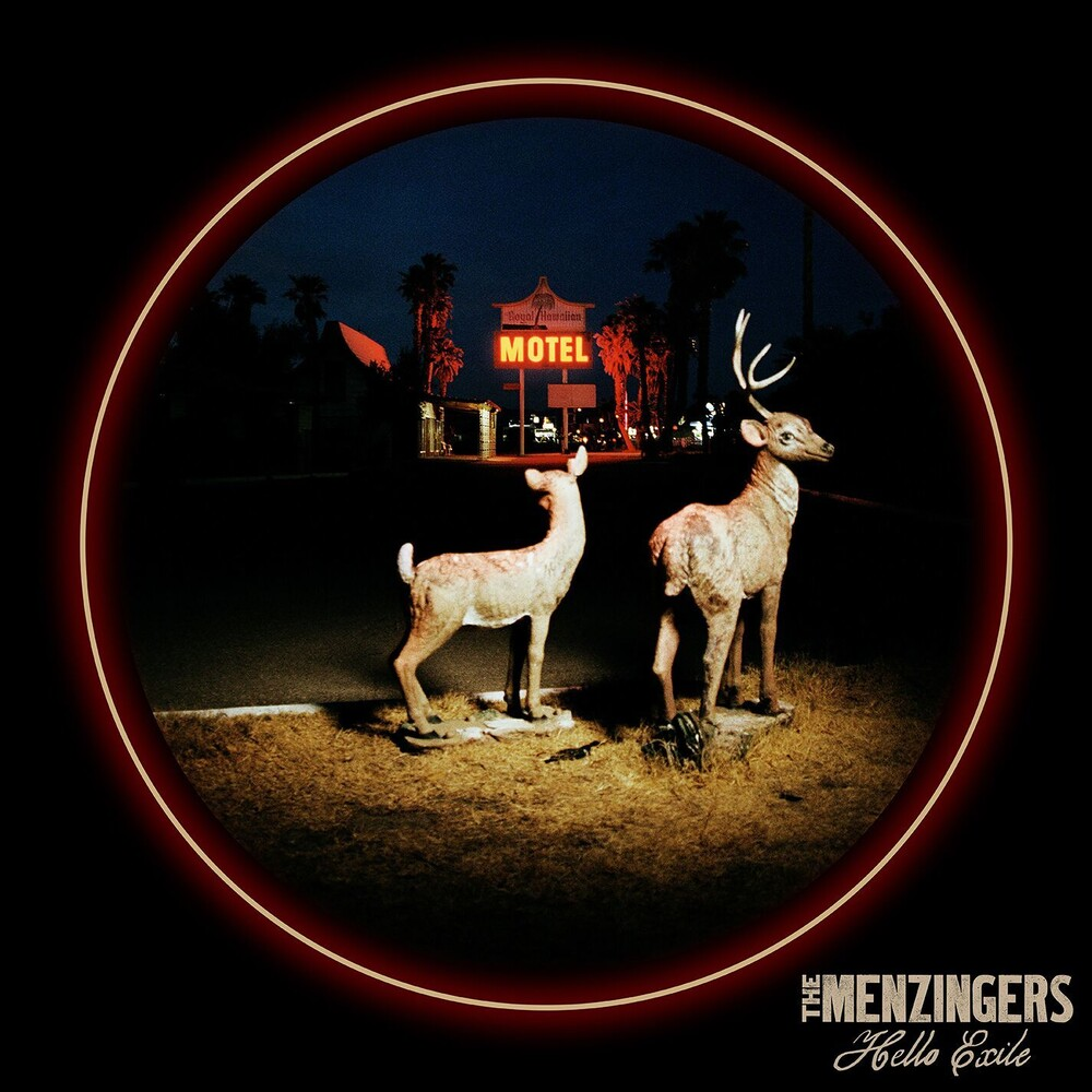 The Menzingers - Hello Exile [Indie Exclusive Limited Edition Peach Swirl LP]
