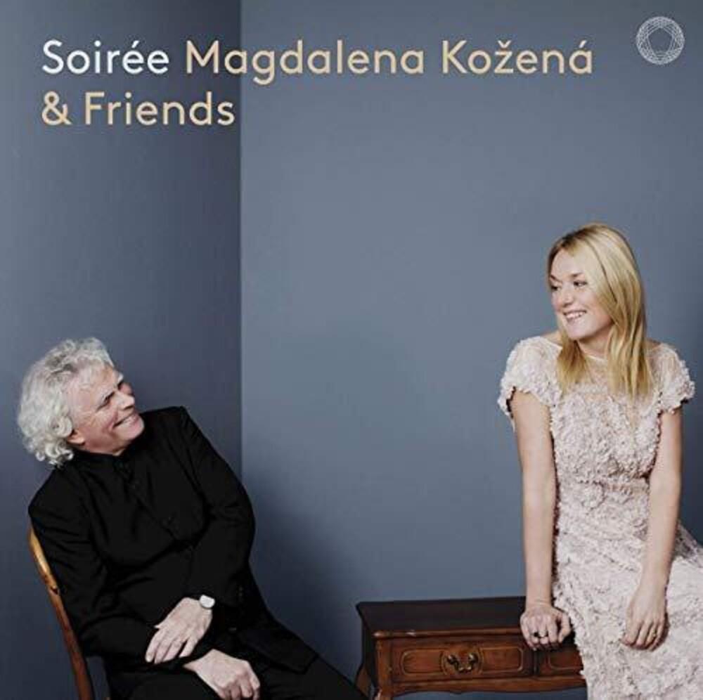 Magdalena Kožená - Soiree / Various (Hybr)