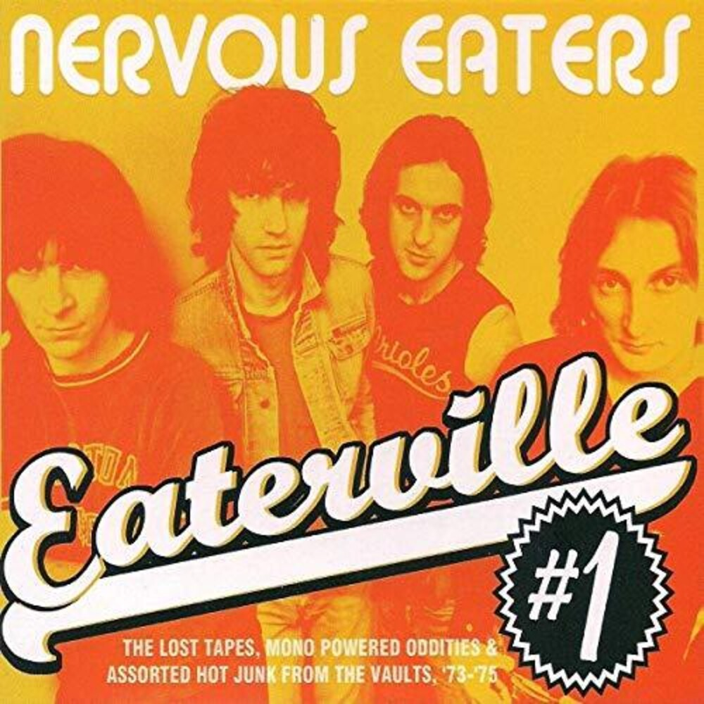 Nervous Eaters - Eaterville 1
