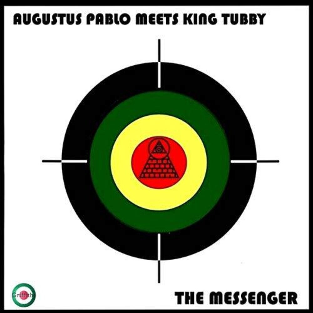Augutus Pablo / King Tubby - Messenger [Colored Vinyl] (Uk)
