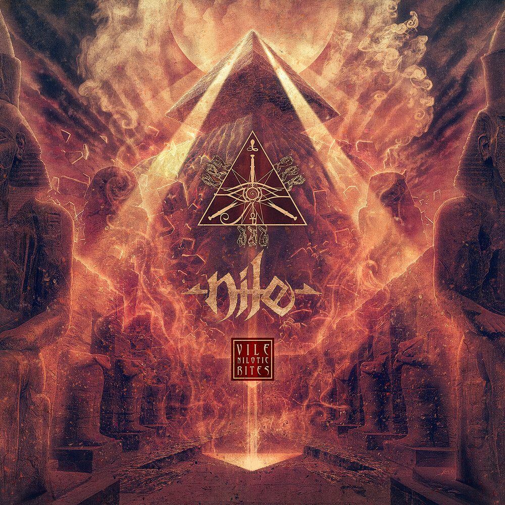 Nile - Vile Nilotic Rites [Limited Edition Red 2LP]