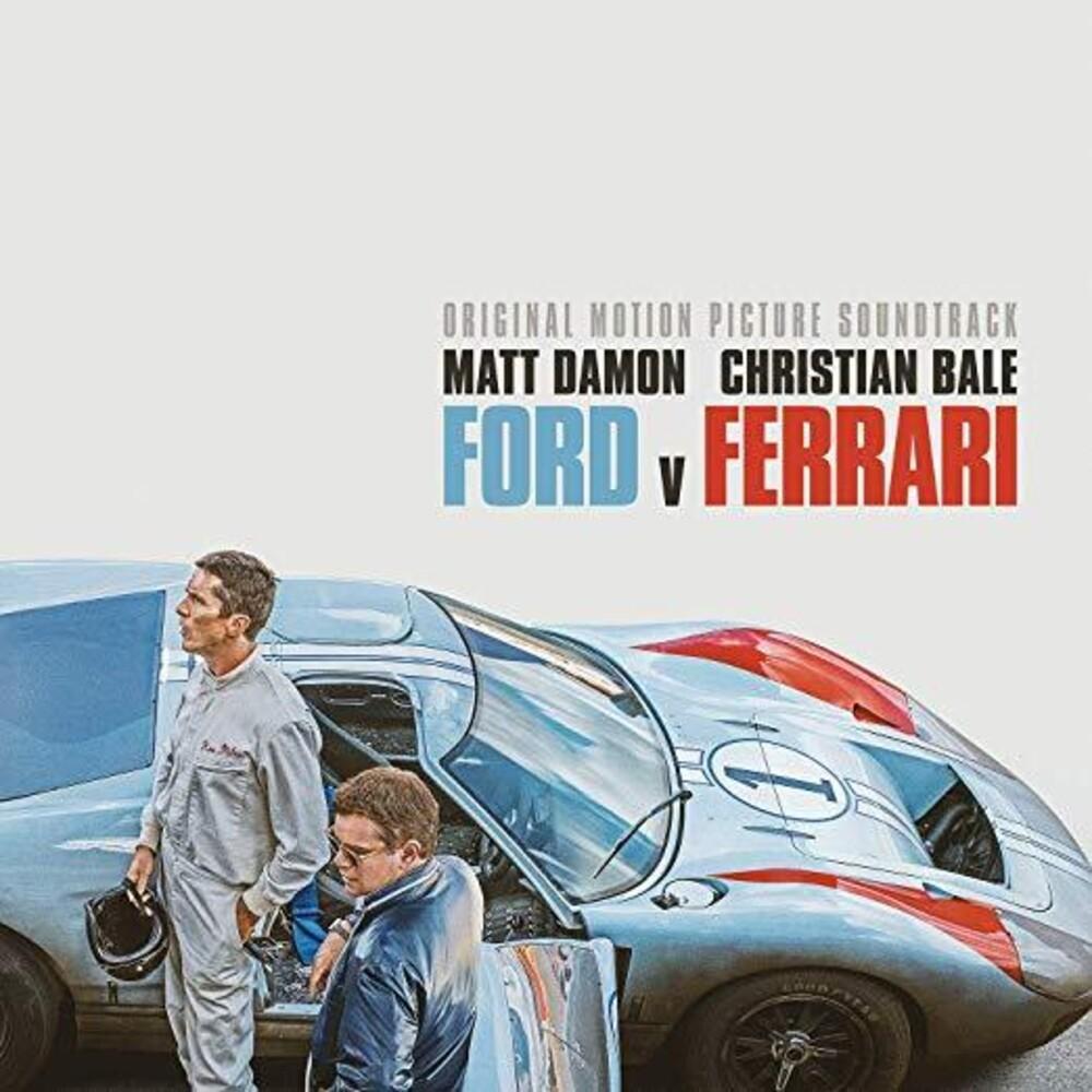 Various Artists - Ford v Ferrari [Soundtrack LP]