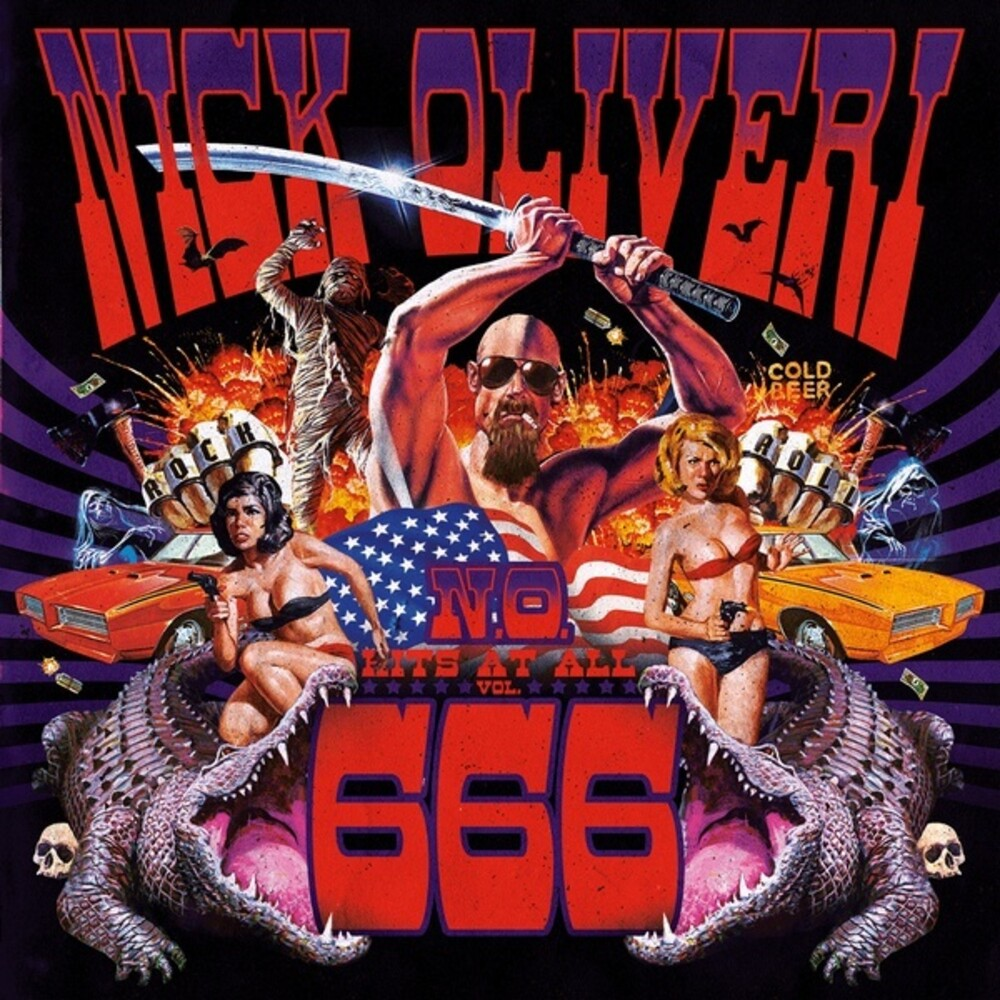 Nick Oliveri - N.O. Hits At All 666